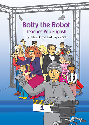 Revisa dentro - Botty the Robot 